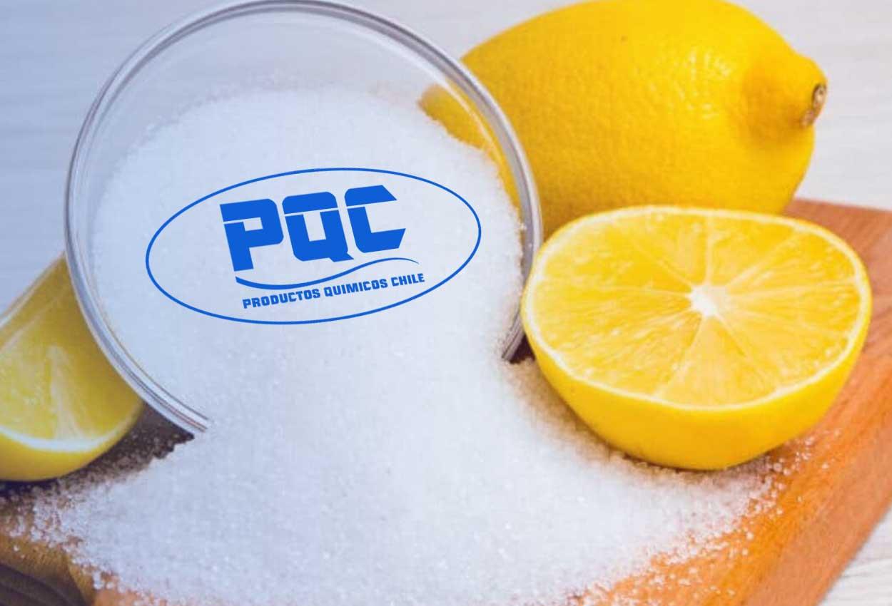 acido citrico productos quimicos