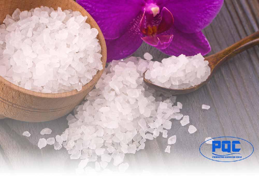 Beneficios y usos de la Sal de Epsom