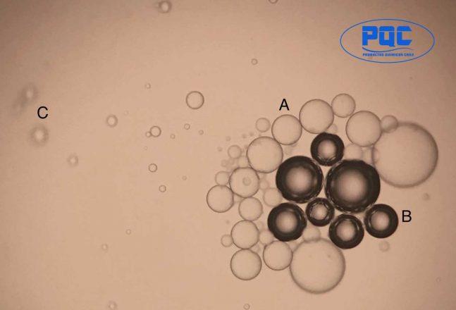 aceite de silicon pqc